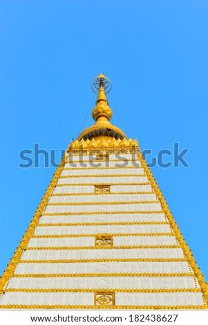 Wat Phra That Nong Bua : Ubon Ratchathani Thailand - stock photo