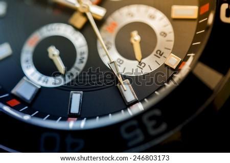 Watch - stock photo