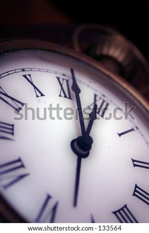 Watch Series: tide schedule - stock photo