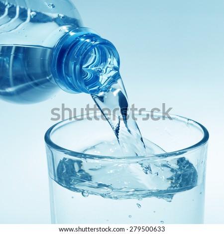 water - stock photo