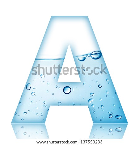 Painted alphabet letters Stock Photos, Images, & Pictures ...