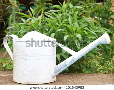 water can - stock photo