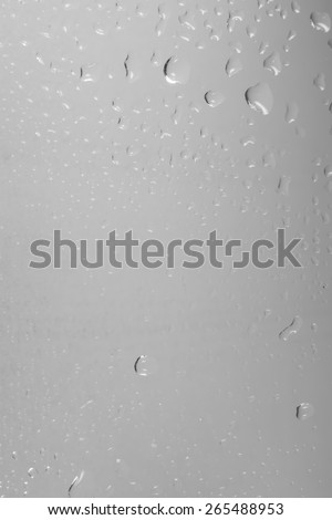 water drops on background. - stock photo