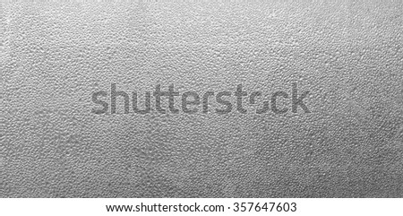 Water drops on plastic surface texture - stock photo
