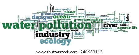 the rising problem of water pollution in america Start studying atmosphere and air pollution sulfur, nitrogen, water there is little or no regulation of air pollution from oceangoing ships in american.