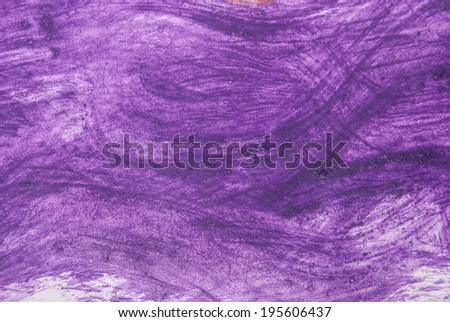 Watercolor paint on paper. Abstract background. - stock photo