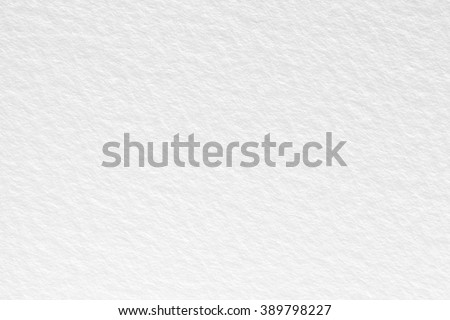 Watercolor paper texture or background. - stock photo