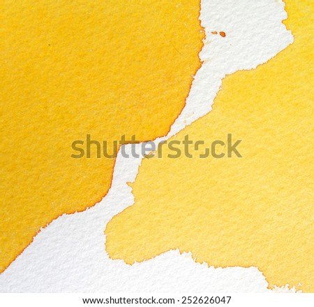 watercolor wash background design                            - stock photo