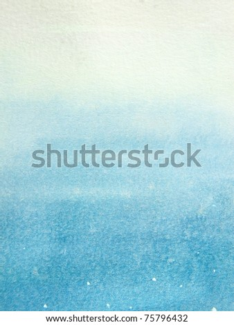 Watercolour shades 1 - stock photo