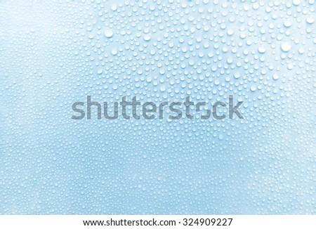 Waterdrops - stock photo