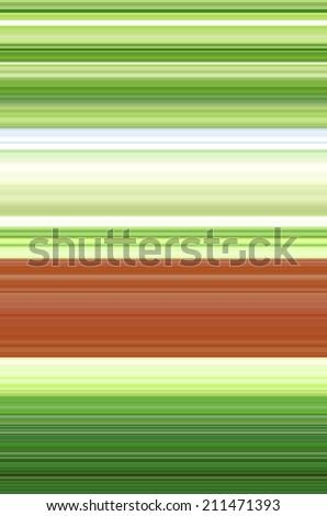 Watermelon Striped Background - stock photo