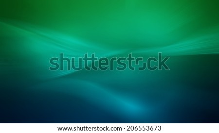 wave abstract gradient background - stock photo