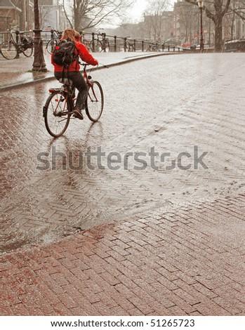 weather - stock photo