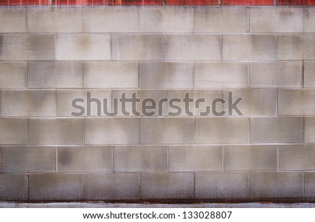 Weathered wall background texture - stock photo