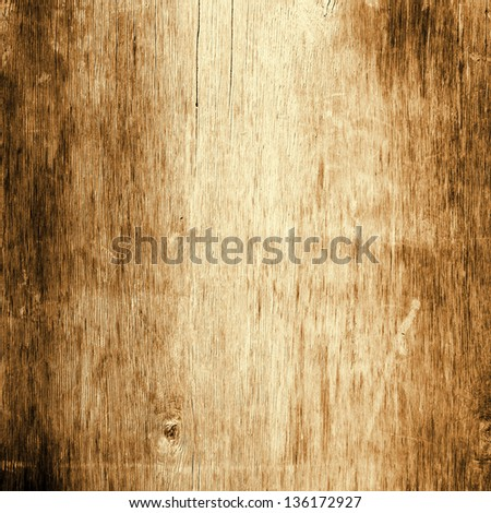 weathered wood texture ; abstract background - stock photo
