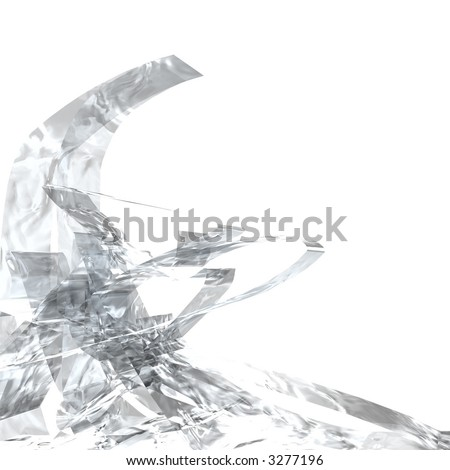 Website background, room for a menu or list. Abstraction - stock photo