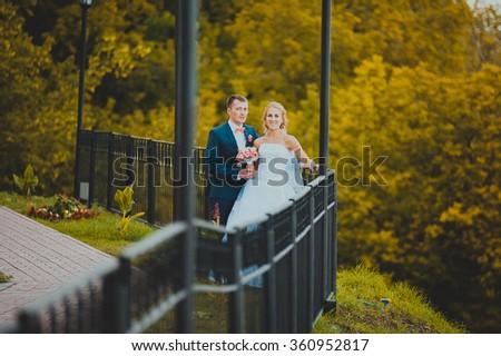 wedding - stock photo