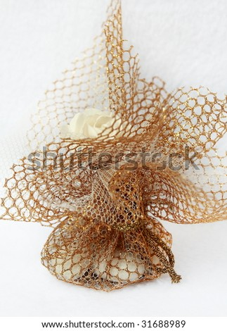 wedding candy favors - stock photo