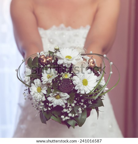 Wedding details  - stock photo