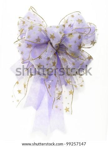 wedding ribbon - stock photo