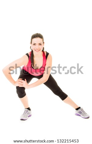 Weight loss concept - stock photo