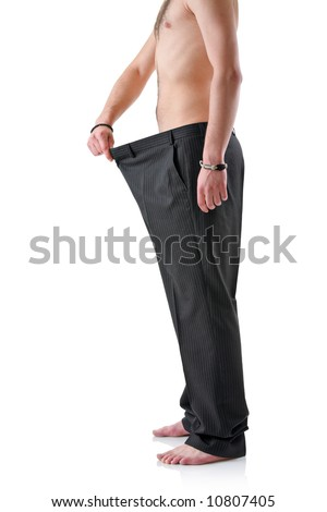 Weightloss - stock photo