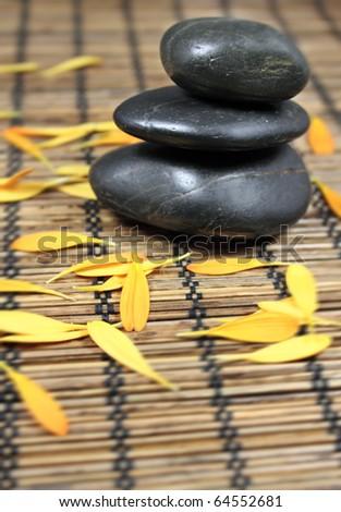 wellness balance - stock photo