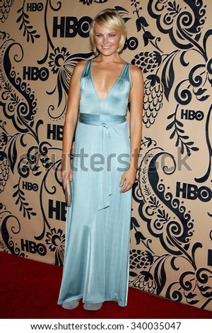 WEST HOLLYWOOD, CALIFORNIA - September 20, 2009. Malin Akerman at the HBO POST EMMY Party held at the Pacific Design Center, West Hollywood, Los Angeles.   - stock photo
