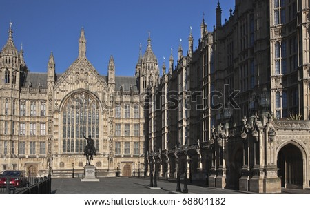 Westminster Palace - stock photo