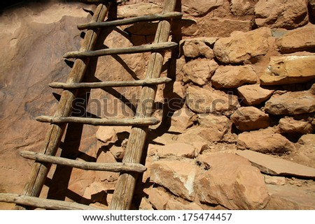 Wetherill Mesa - stock photo