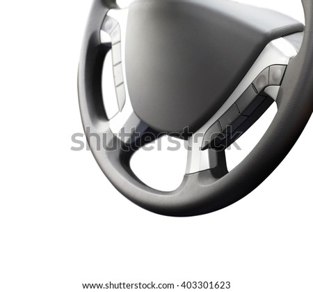 wheel car close up - stock photo