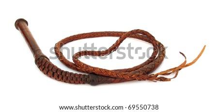 Whip - stock photo