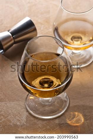 Whiseky  - stock photo