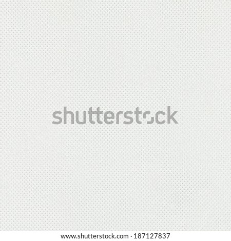 White background, little grid. - stock photo