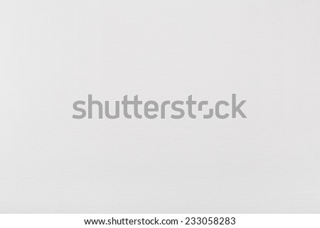 White canvas background, texture for painter - stock photo