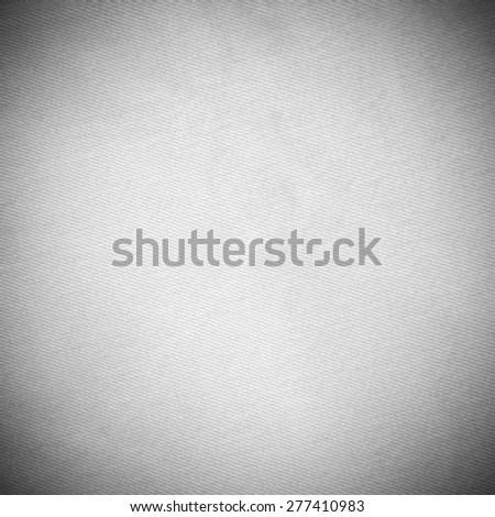 white canvas paper background texture delicate fabric pattern - stock photo