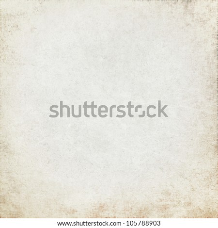 white canvas texture as grunge background - stock photo