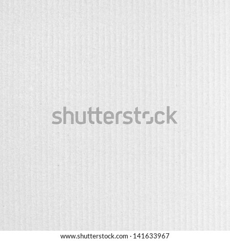 white cardboard texture - stock photo