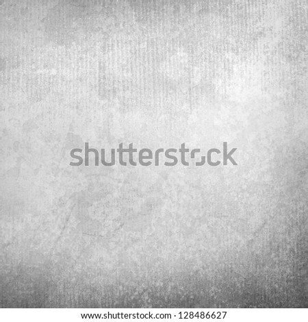 white concrete wall texture grunge background - stock photo