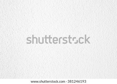 White concrete wall texture. White wall texture. White wall background. - stock photo
