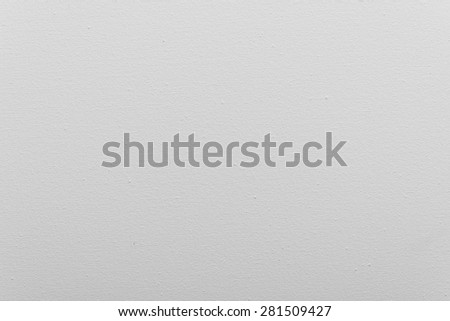 White cotton cloth on which they write (draw) the artists of his - stock photo