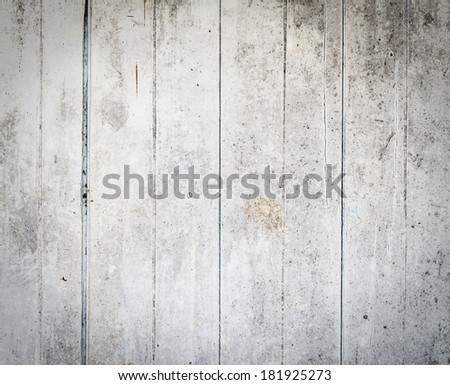 White dirty wood background texture-vertical - stock photo