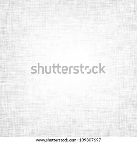 white fabric texture with delicate grid, may use as vintage background - stock photo