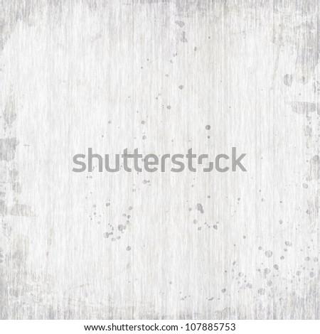 white grunge background - stock photo