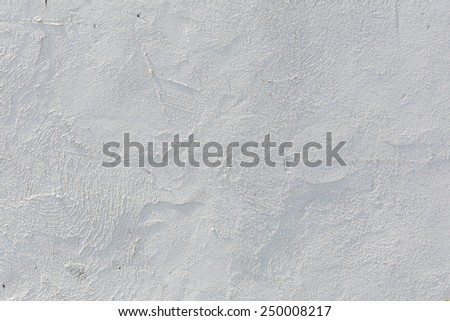 white grunge background of cement wall construction texture - stock photo