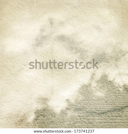 white grunge background old wall texture - stock photo