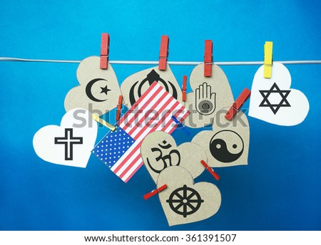 an evaluation of the freedom of religion in the united states Congress shall make no law respecting an establishment of religion, or  prohibiting the free exercise thereof or abridging the freedom of speech, or of the  press.