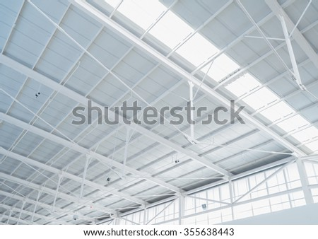Metal roof stock photos images pictures shutterstock for Roof designs interior