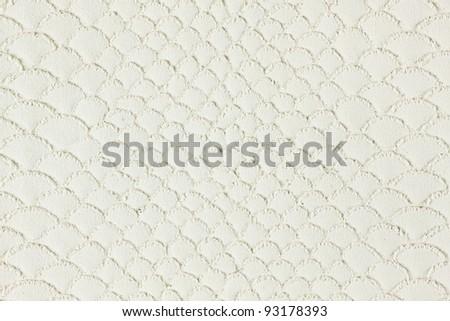 white leather snake skin texture, See my portfolio for more - stock photo