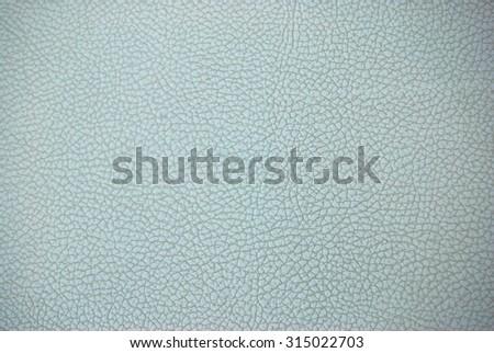 White leather texture. - stock photo